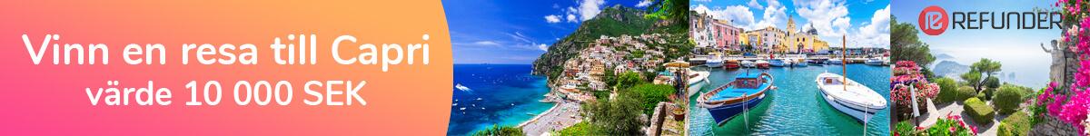 Vinn en resa till Capri